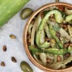 Easy Cucumber Salad Recipe with Pistachios