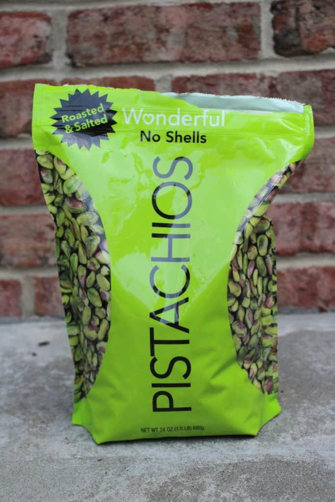 Pistachios for Easy Cucumber Salad Recipe