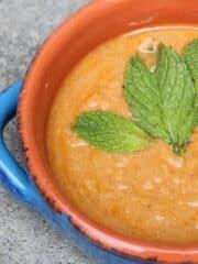 Algerian Chickpea Stew
