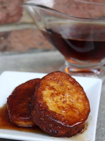 Andorran Dessert French Toast