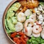 Antigua and Barbuda Seafood Salad
