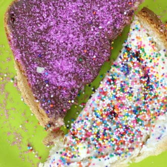 Fairy Bread Two Kinds