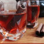 Cinnamon Tea Recipe Pinterest Image Bottom Banner