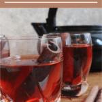 Cinnamon Tea From Armenia Top Light Brown Banner