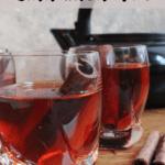 Cinnamon Tea From Armenia Top Clear Banner
