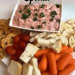 Liptaur: An Austrian Cheese Spread Pinterest Image