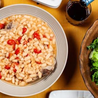 Fagioli table set