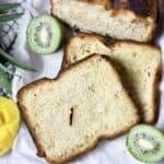 Coconut Bread Recipe from The Bahamas