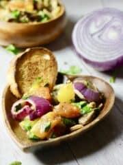 Roasted Mangal Salad