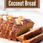 Coconut Bread Pinterest Image