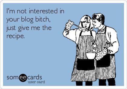 Meme about Bloggers