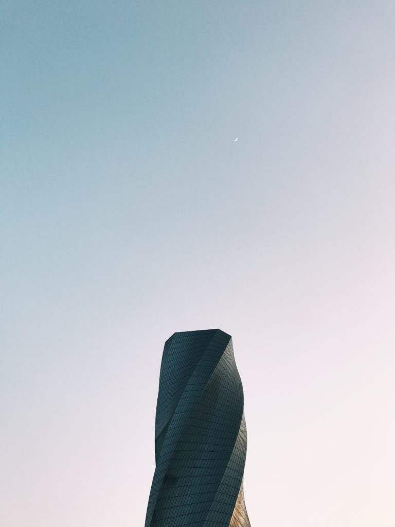 Financial Center Tower in Bahrain