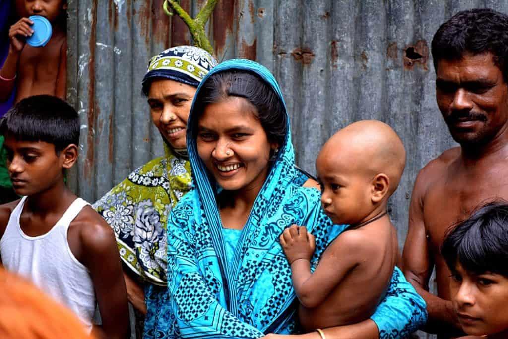 Bangladesh Family