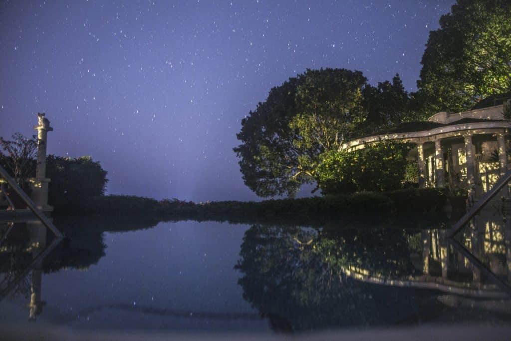 Barbados at Night