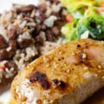 Rum Soaked Pork Loin from Belize