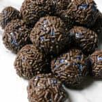 Brigadeiro Recipe (Chocolate Fudge Balls) from Brazil