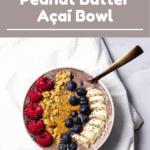 Acai Bowl Pinterest Image