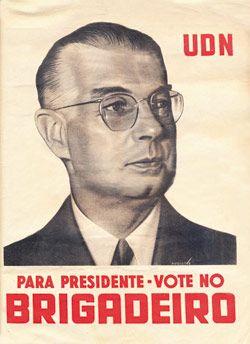 Photo of Brigadiero election poster