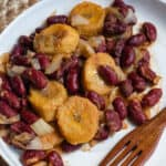 Red Beans and Plantains from Burundi