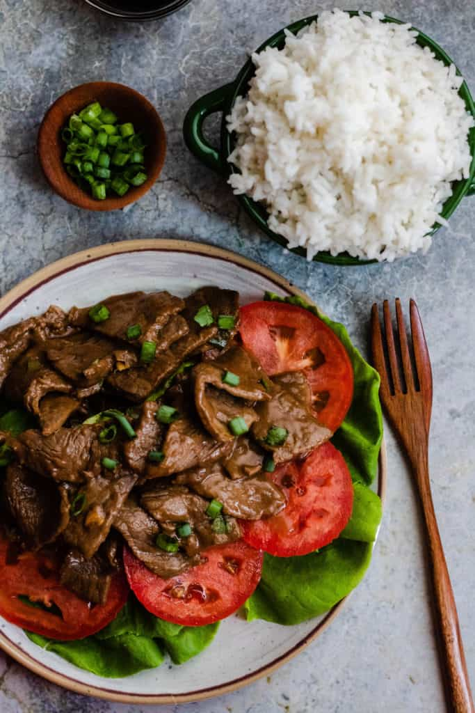 Steak Stir Fry