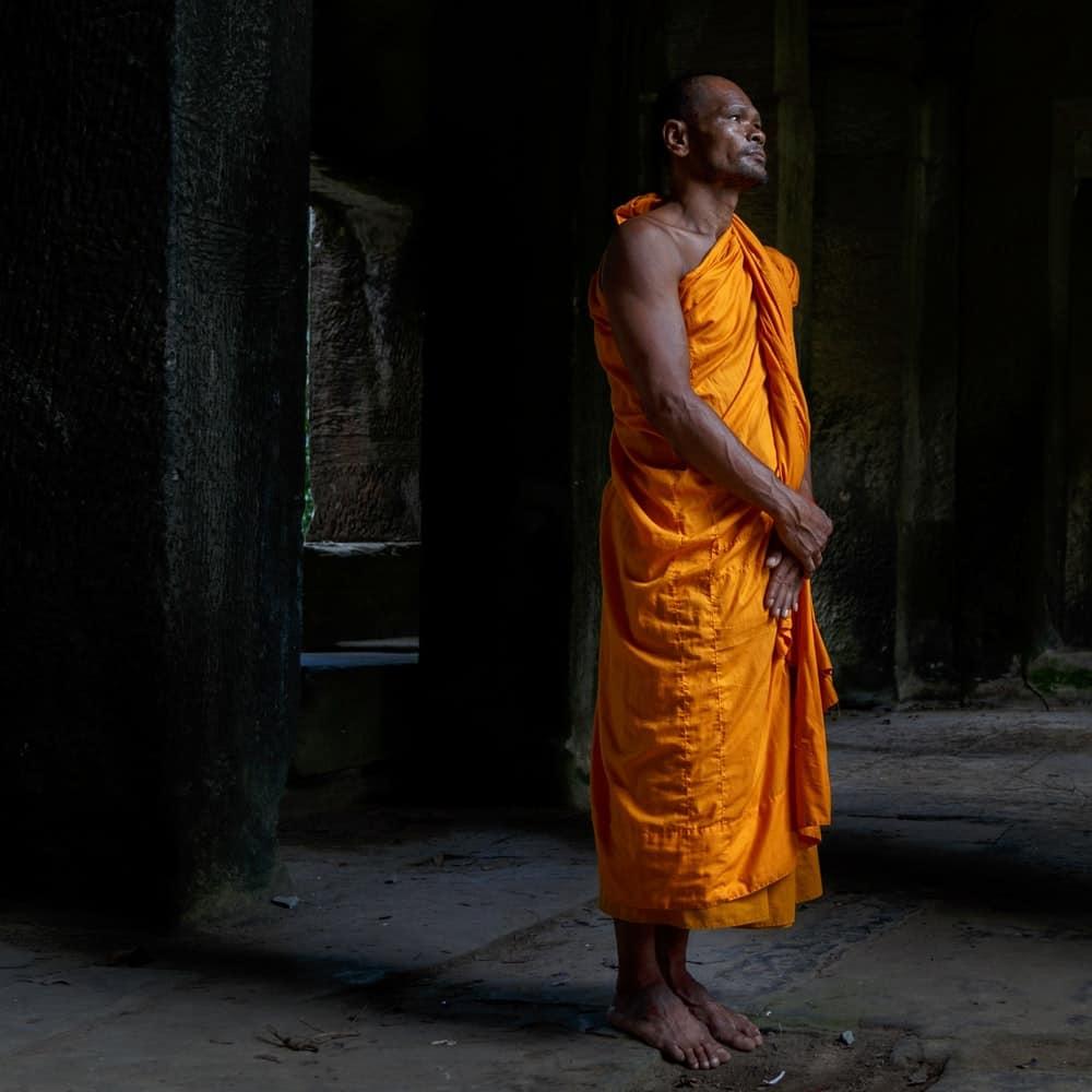 Buddhist in Cambodia