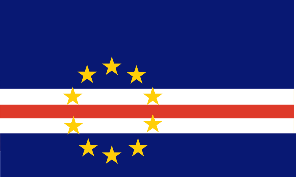 the flag of cape verde