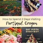 What to Do in Portland Oregon For a Weekend