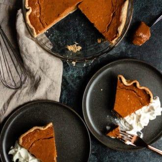Pumpkin Pie Filling Recipe