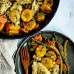 Cast Iron Skillet Chicken Recipe