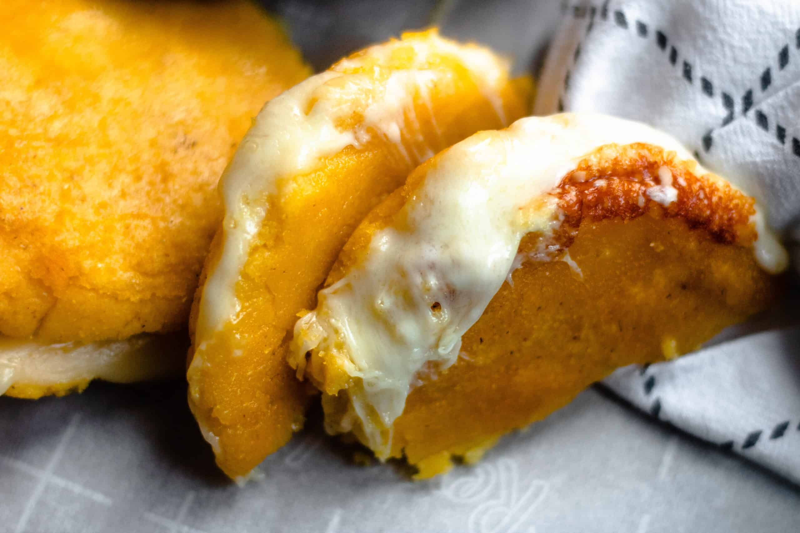 Colombian Arepas Recipe The Foreign Fork