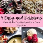 Four Easy Valentine's Day Recipes
