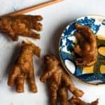 Dim Sum Chicken Feet Recipe from China