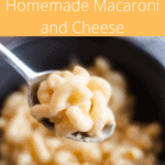 Back to school macaroni and cheese pinterest image top banner