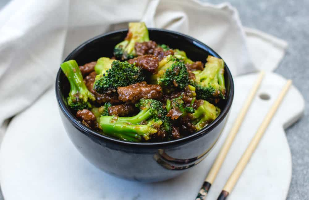 Globally-Inspired Instant Pot recipes Beef and Broccoli