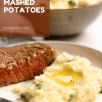 Horseradish Mashed Potatoes Pinterest Graphic 3