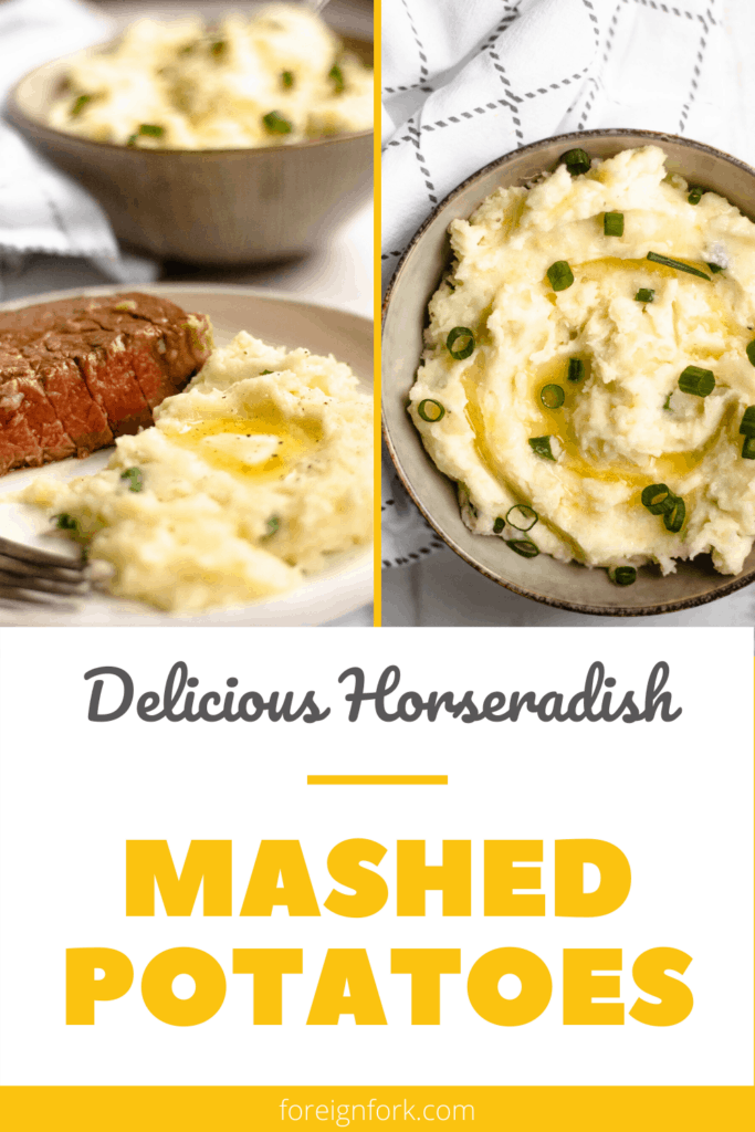 Horseradish Mashed Potatoes Pinterest Graphic 6