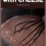 hot chocolate with cheese pinterest graphic 3