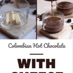 hot chocolate with cheese pinterest graphic 6