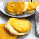 Back To School Colombian Arepas Pinterest Image top clear banner