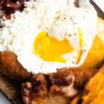 Bandeja Paisa Colombiana Recipe