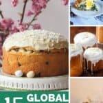 15 Easter Recipes Pinterest Image bottom left banner