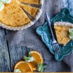 Orange Buttermilk Pie Pinterest Image Bottom Banner