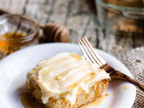 Honey Cake Recipe The Foreign Fork