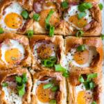 Egg in a Hole Bake Pinterest Image Lower Banner