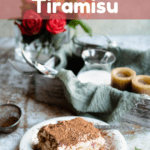 Strawberry Tiramisu Pinterest Image