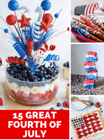 Fourth of July Pinterest Image