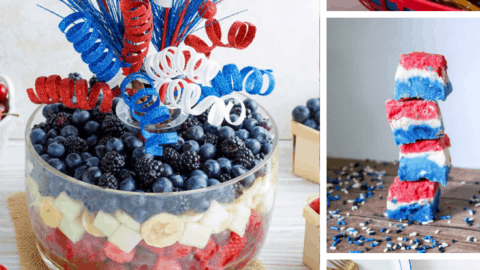 Fourth of July Pinterest Image