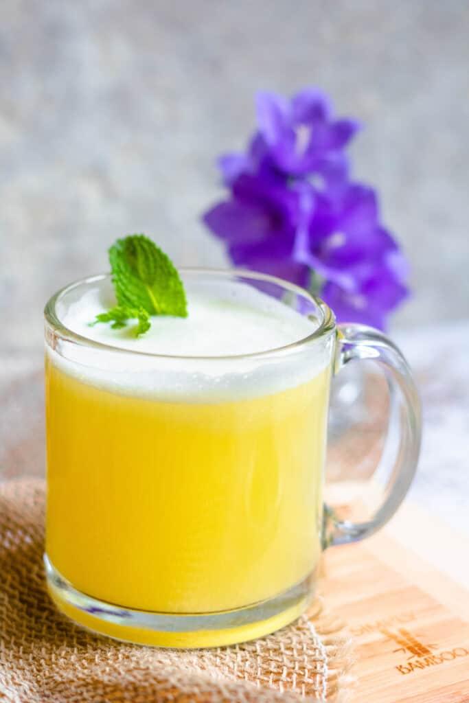 Cup of Agua Fresca