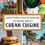 Cuban Cuisine Pinterest Image