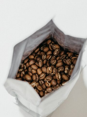 Cuban food: Cuban coffee beans